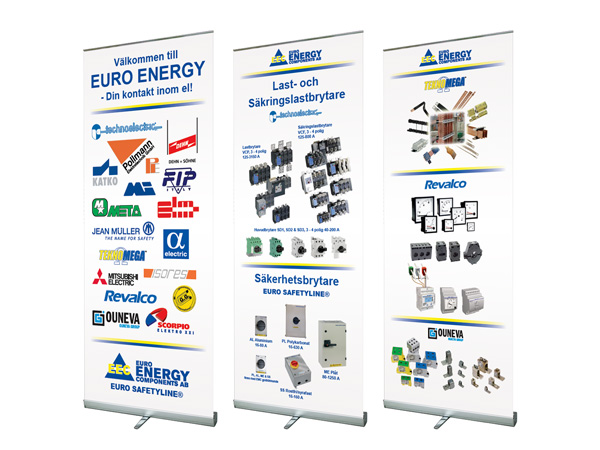Euro Energy Components AB - Roll-ups